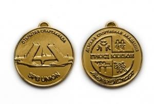 Медаль И-50-01
