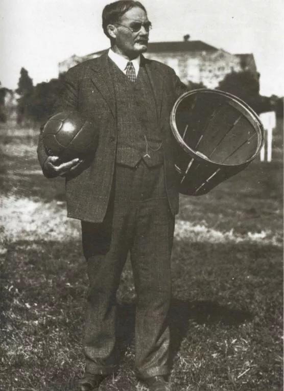 Рождение баскетбола