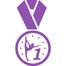 Индивидуальный медали, значки, жетоны