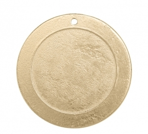Медаль с объемным лавровым венком М-70-01