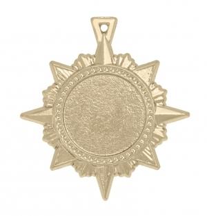 Медаль-орден многоконечная звезда А-50-02
