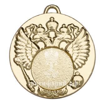 Медаль А-50-01 с орлом Диаметр - 50 мм