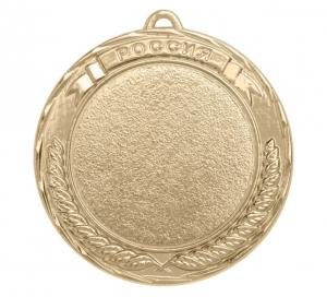 Универсальная медаль Россия УМ 70- 01 Диаметр - 70мм