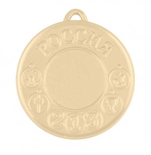 Медаль Россия для массовых награждений М-50-07 Диаметр - 50 мм