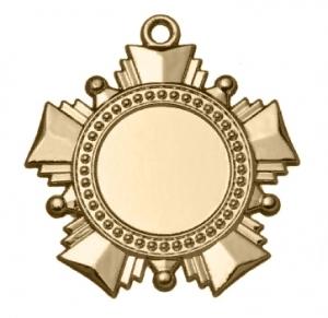 Медаль-орден креста М-50-05 Диаметр - 50 мм