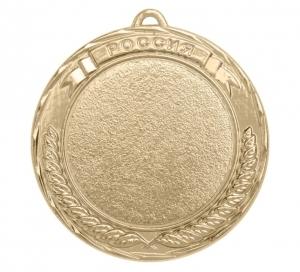Универсальная медаль Россия УМ 70-01 Диаметр - 70мм