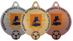 Индивидуальная медаль с УФ-печатью