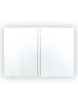 Блокнот с символикой ГТО